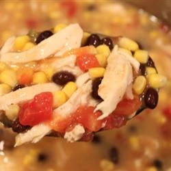 Six Can Chicken Tortilla Soup - Allrecipes.com Read reviews and make ...
