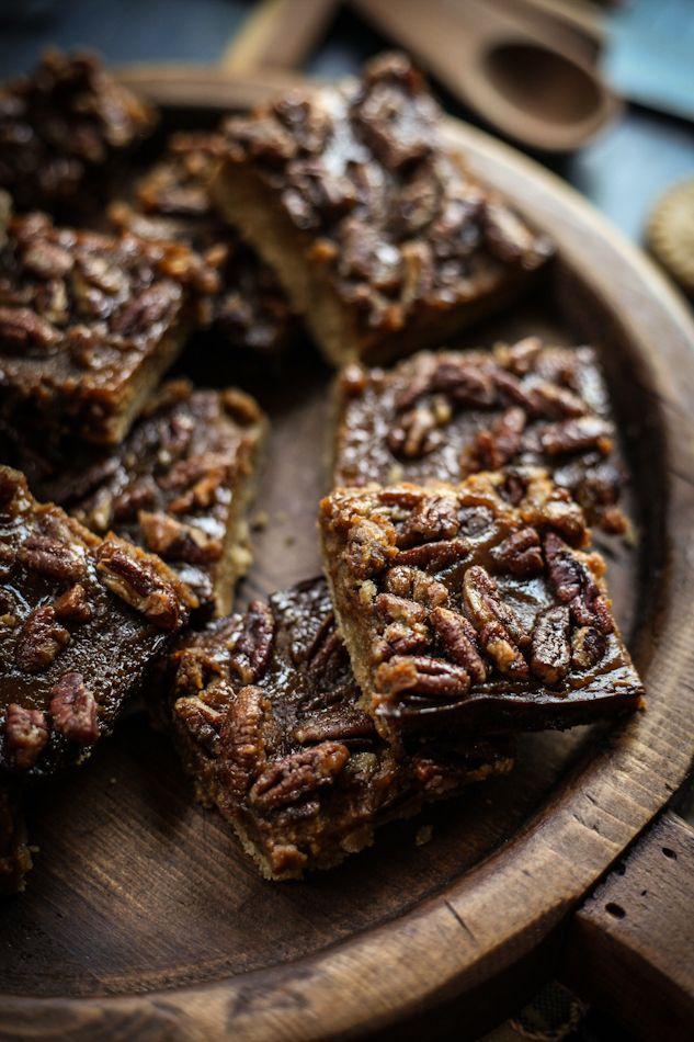 Adventures in Cooking: Maple, Pecan, & Butternut Shortbread Bars