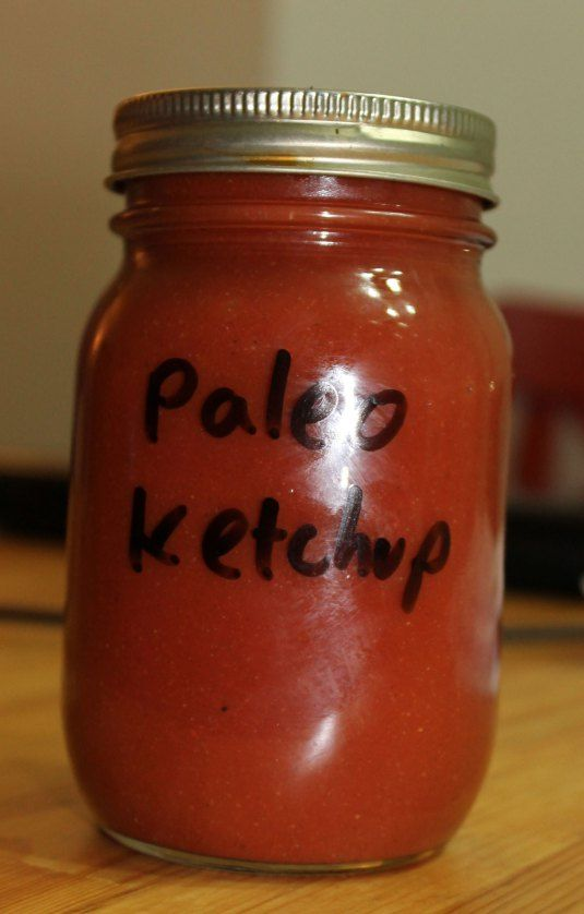 paleo homemade spicy ketchup | salixisme | Paleo oh oh oh | Pinterest