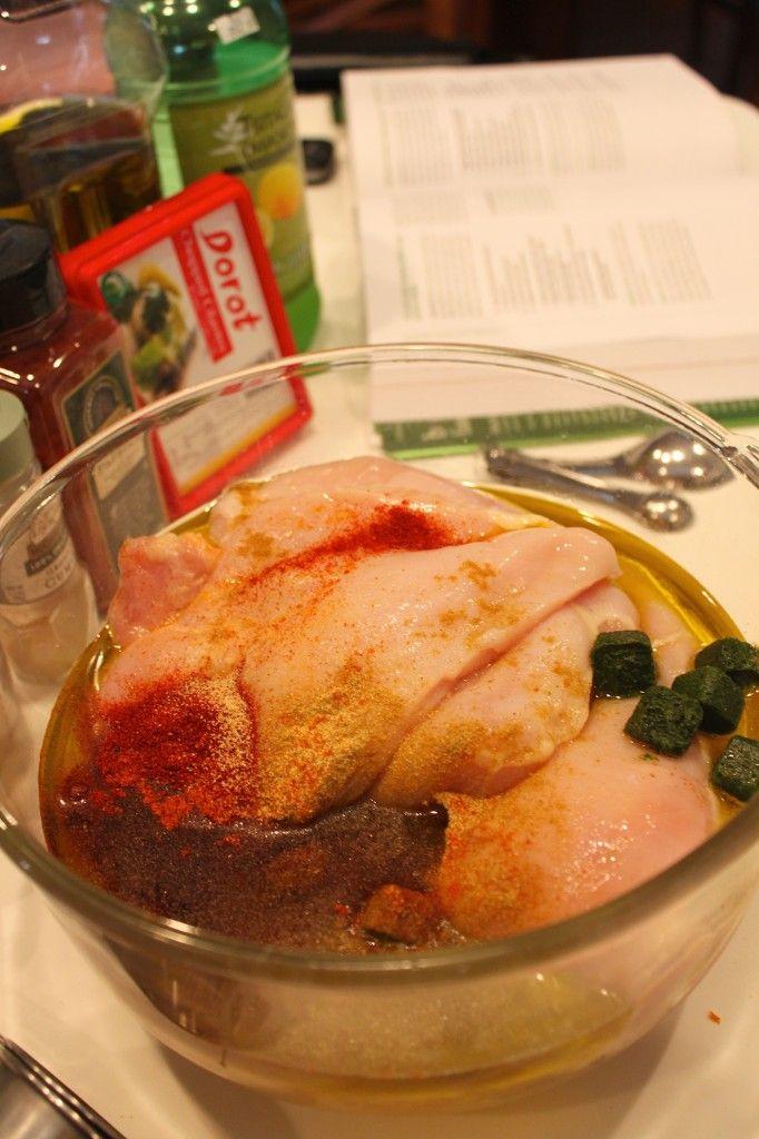 Beef Fajitas With A Cilantro Lime Marinade Recipe — Dishmaps