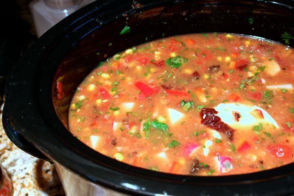 Chipotle Chicken Corn Chowder | Soups & Stews | Pinterest