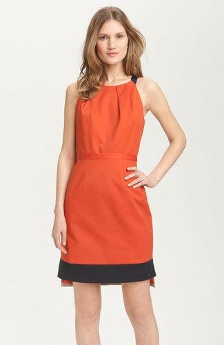 T tahari red dress ebay