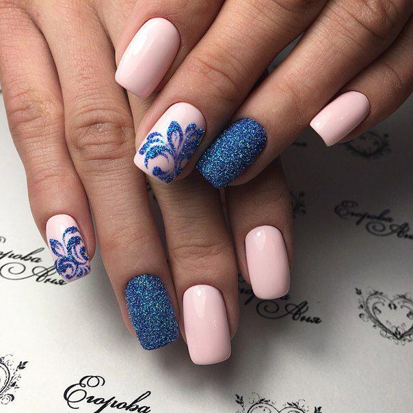 Фото маникюра шеллак на короткие ногти дизайн 2017-2018