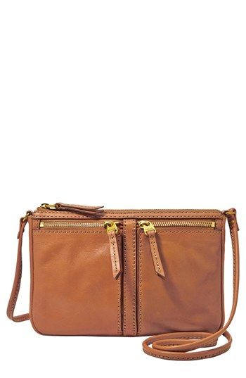 Fossil 'Small Erin' Crossbody Bag available at #Nordstrom