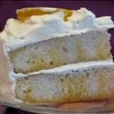 SUNSHINE MOTHER'S DAY CAKE: Quick and easy cake made with white cake ...