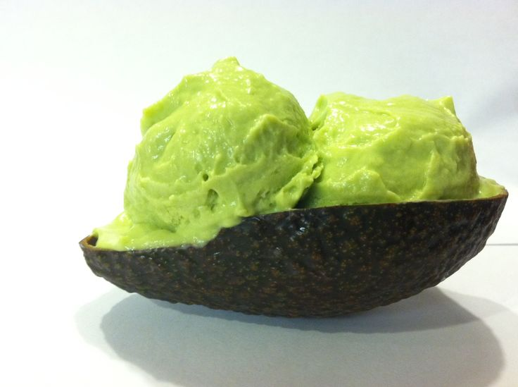 Avocado lime ice cream @Katie Thomas Hey @Molly O is this what you ...