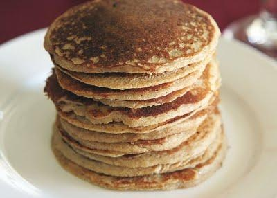 Wheat pancakes - | Breakfast Fit for a King | Pinterest