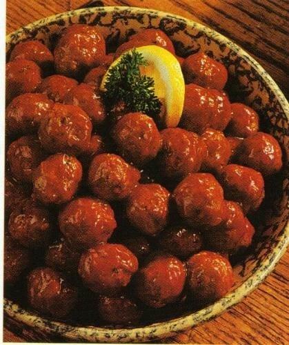 Cranberry Meatballs | Yummy! | Pinterest