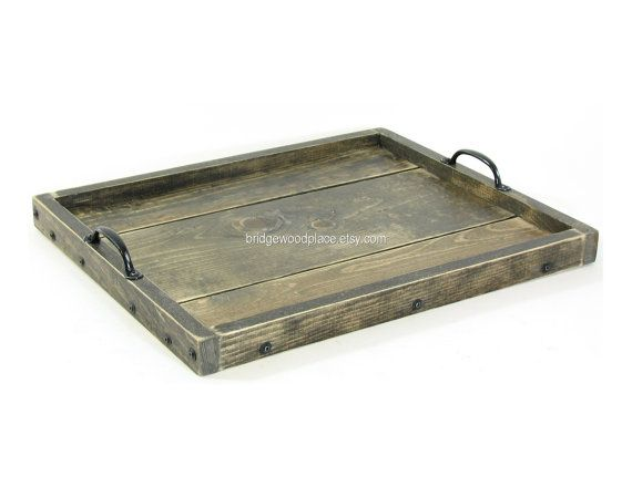 Serving Tray Dry Use Wooden Ottoman Tray Coffee Table Tray Wedding Gi