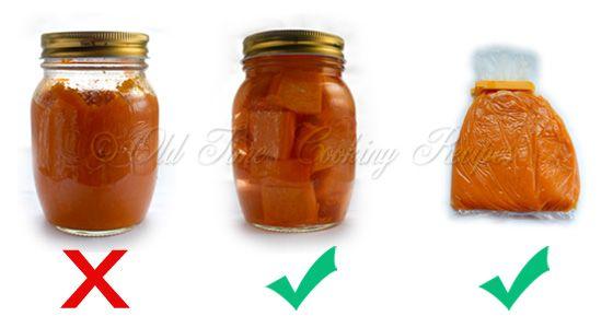 canning pumpkin and botulism