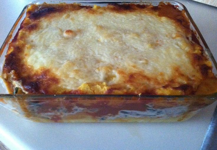 Vegetarian Lasagna With Kale And Mushroom-Tomato Sauce Recipes ...