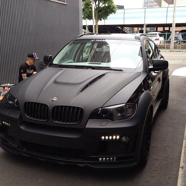 Bmw X6 Tuned: Hamann Tuned Tycoon Evo BMW X6 M
