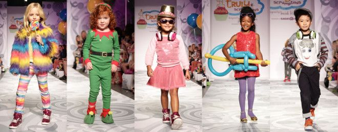 Heidi Klum's #TrulyScrumptious holiday line for babies and kids at @BabiesRUs