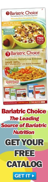 Bariatric Choice - you can get a free catalog.