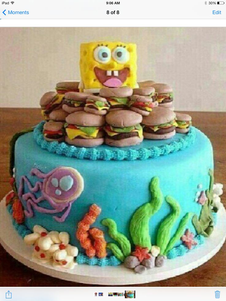 Cake Awesome Pic