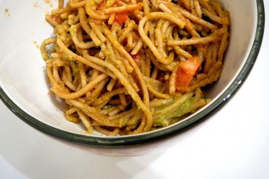 Creamy Avocado Pasta Sauce | Healthy Recipes | Pinterest