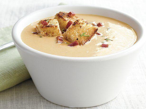 Sweet Potato Bisque | Recipe