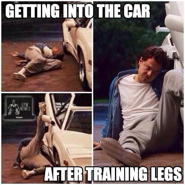 Funny Meme About Leg Day : Pin by cameron michels on fitness funnies pinterest