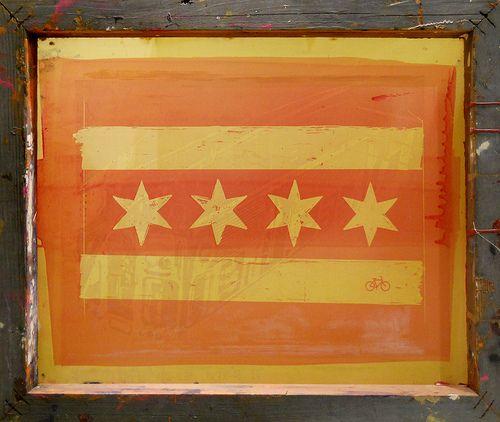 chicagos flag