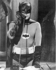 "X10"" Batman on the Batphone"
