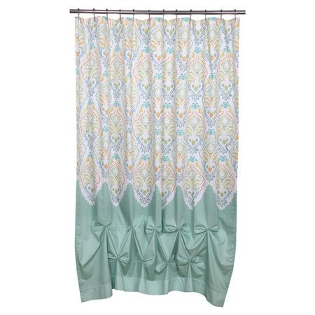 you should see this abu dhabi jasmin shower curtain in