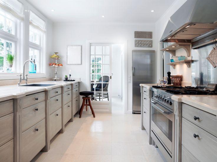 Corridor Kitchen Layout Galley Designs Layouts