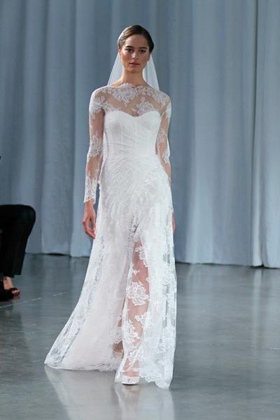 Designer Wedding Dress Gallery Monique Lhuillier
