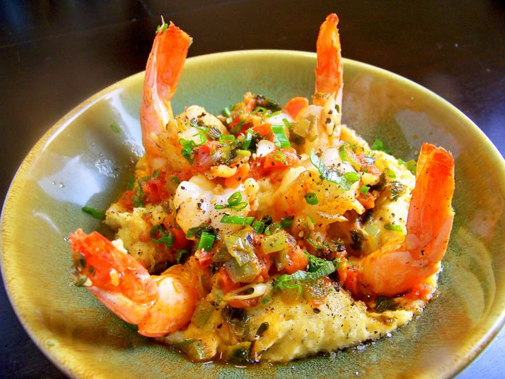 shrimp are sautéed in sweet butter with fresh lemon, celery, tomatoes ...
