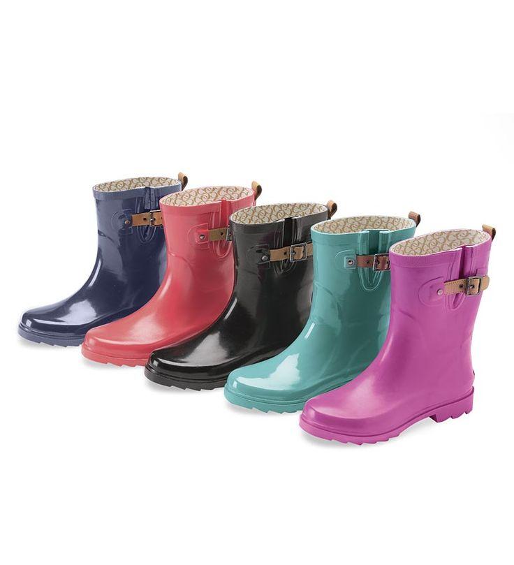Lastest Chooka Women39s Classic Dot Rain Boots  Boots