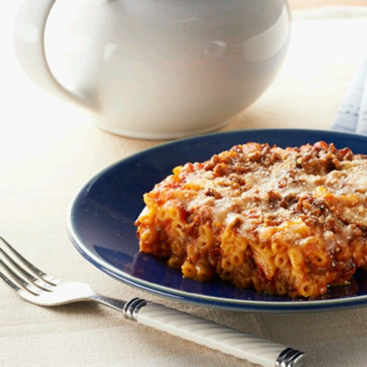 Mac and cheese lasagna | Lasagna/Spaghetti/Noodle Dishes | Pinterest