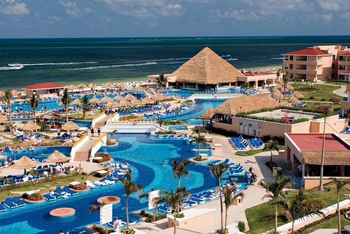Moon Palace Resort Cancun Mexico