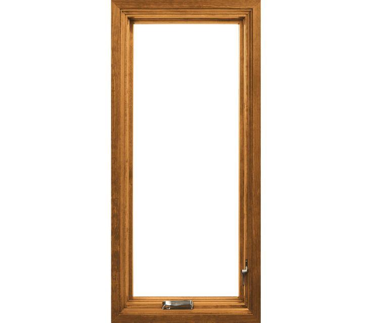 Pella proline 450 series casement window for Pella casement window screens