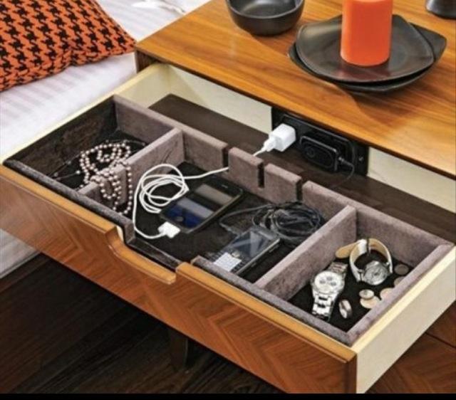 charging drawer no place like home pinterest. Black Bedroom Furniture Sets. Home Design Ideas