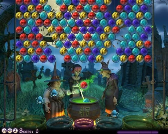 bubble witch free online