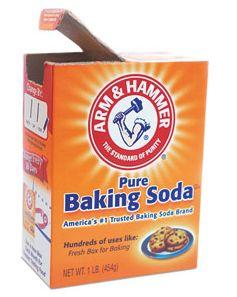 *The beauty benefits of baking soda*