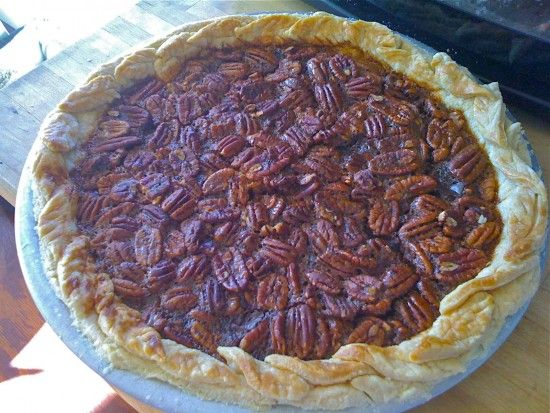 Espresso Chocolate Pecan Pie--doesn't that combine about every flavor ...