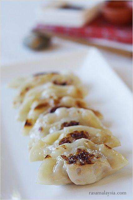 Potstickers - Chinese Dumplings #appetizers
