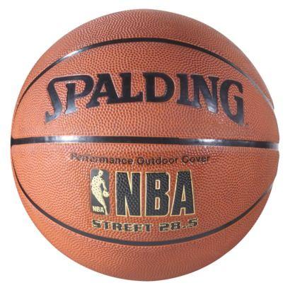 "Spalding NBA Street Basketball - Brown ( 28.5"")"