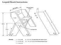 PDF DIY Leopold Bench Plans Download laptop lap desk plans ...