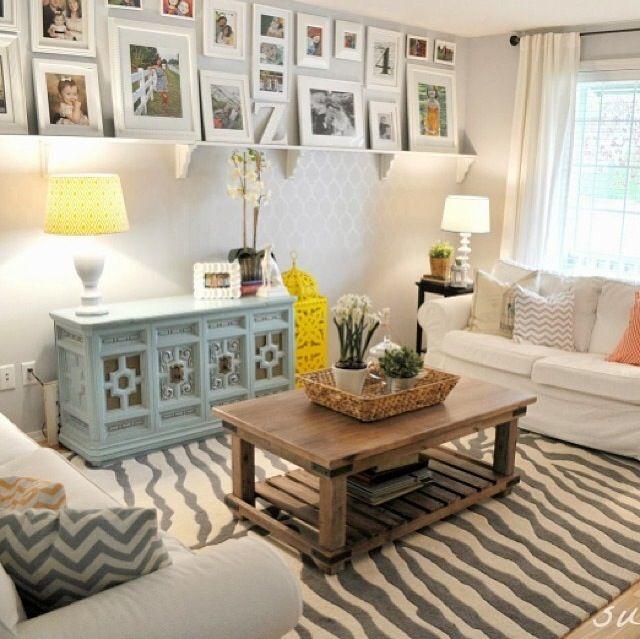 Living Room Apartment Inspiration