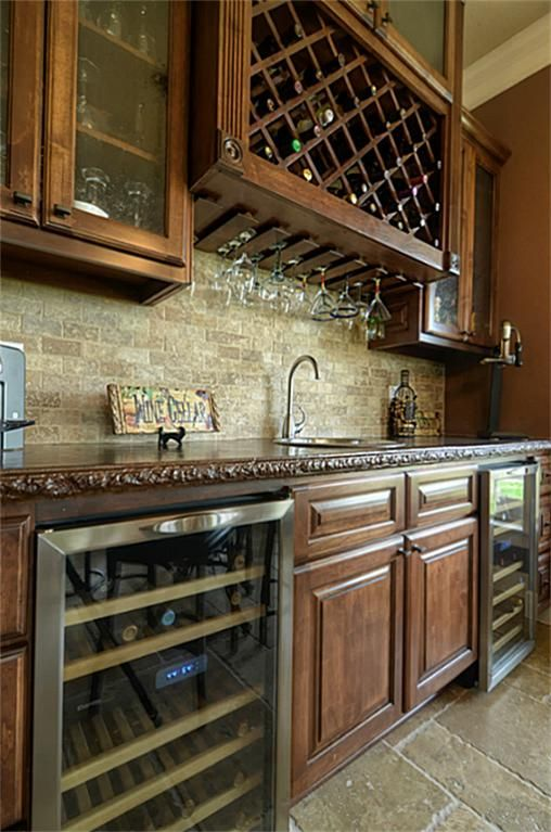 kitchen bar area for the home pinterest