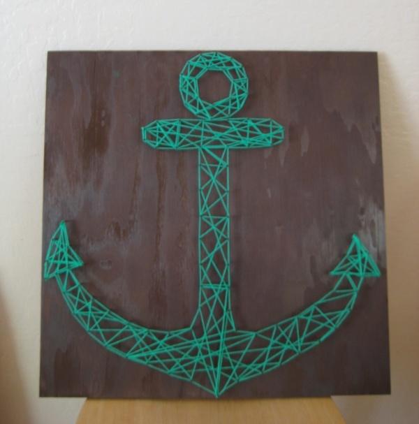 DIY - string art