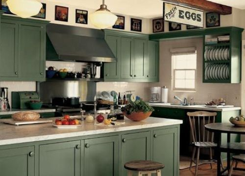 Painting Ideas For Kitchen Impressive Inspiration