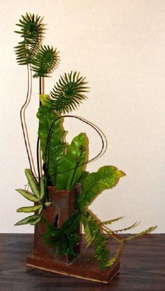 monobotanical national garden clubs Floral Designs