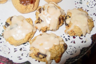 Chai Orange Raisin Drops | Cookies | Pinterest
