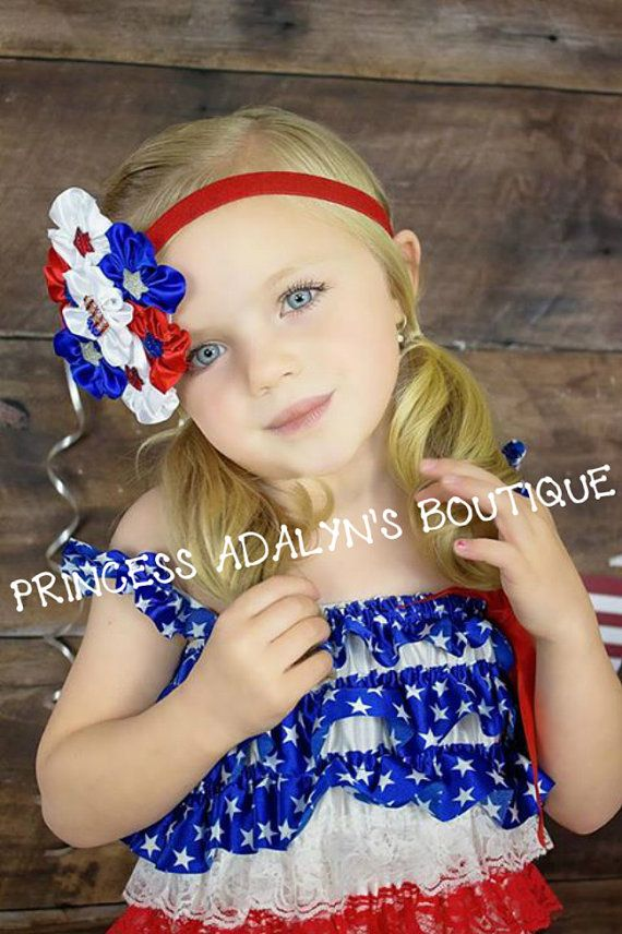 little girl 4th july outfits