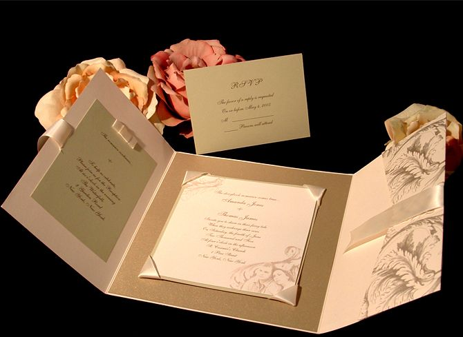 E Wedding Invitation as beautiful invitations layout