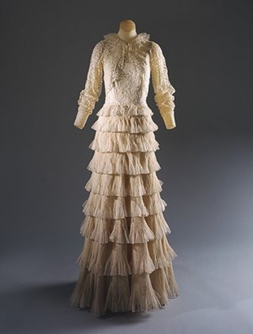 the gallery for gt coco chanel vintage wedding dresses