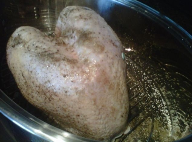 Brined Roasted Turkey Breast: Photo - 2 | Just A Pinch Recipes