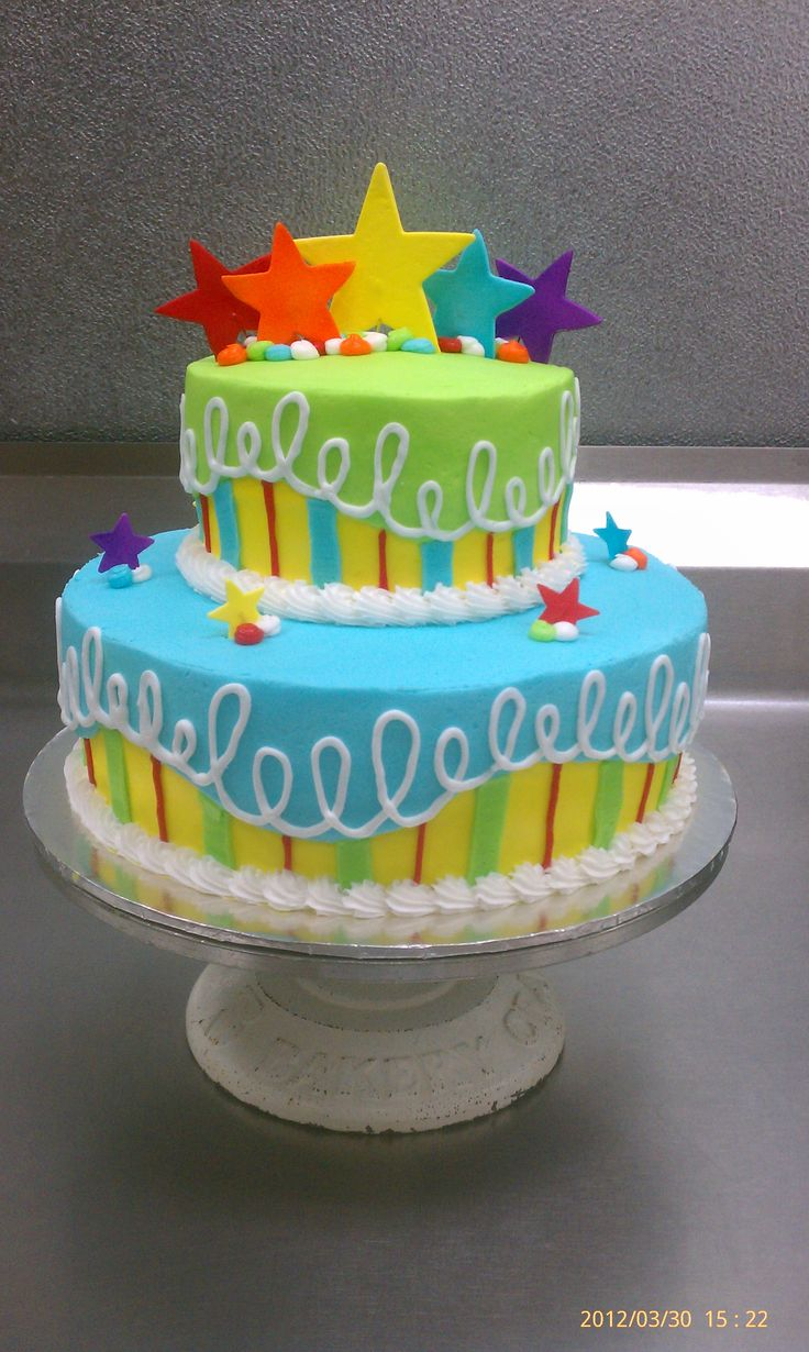 Awesome Bday Cake Images : AWESOME FUN CAKE BABY BIRTHDAY CAKE Pinterest